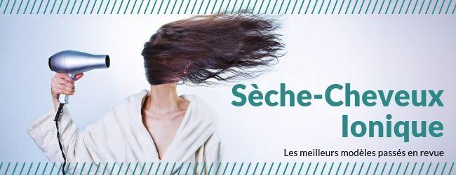 Sèche-Cheveux Ionique
