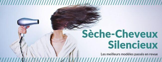 Sèche-Cheveux Silencieux