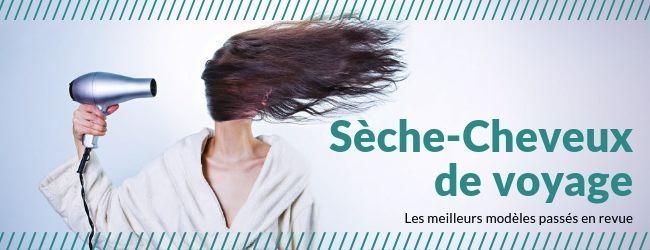 Sèche-Cheveux compact de voyage