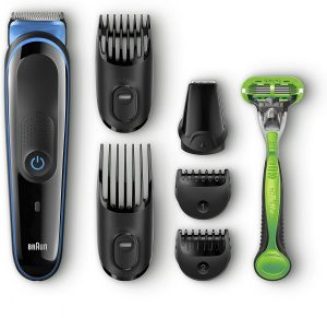 tondeuse cheveux Braun MGK3042